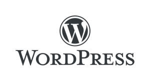 wordpress logo small